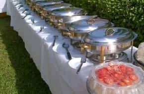 Majestique catering services