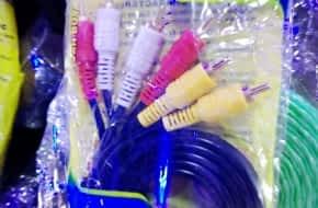 A V wire