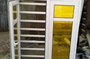 Alumaco window