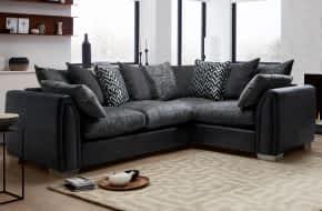 Corner piece sofas